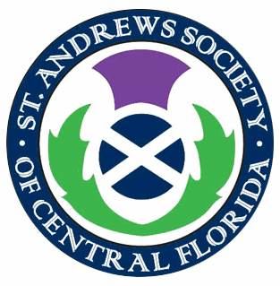 Central Fla St Andrews Society Logo